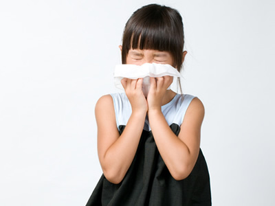 子どもの耳・鼻・のどの病気